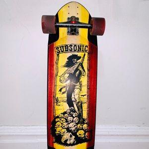 Subsonic Longboard